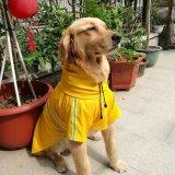 Kundenspezifische Freizeit-leichte reflektierende Regenkleidung für kleine mittelgrosse Hunde