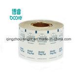 Rouleau de papier d'aluminium utilisé comme Sachet du rouleau de film