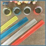 Wristband su ordinazione di schiaffo del PVC di prezzi diretti della fabbrica