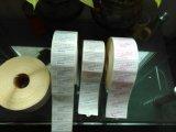 Het breekbare Etiket van het Document