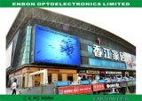 Outdoor étanche P10 de LED Haute luminosité DIP publicité vidéo au cours de panneaux 8000nits
