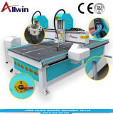 1325 Los Jefes tabla de vacío de doble husillo 6kw Wood CNC Router 1300 mmx2500mm