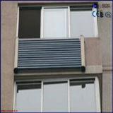 Rohr-Druck-Sonnenkollektor 12 Gefäß-U für Balkon (ReBa)