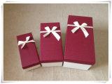 Caja de embalaje de papel personalizado para el traje de boda Embalaje WB1014