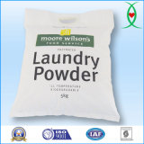 Poudre à laver concentrée élevée de blanchisserie avec l'action triple