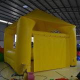 Изготовленный на заказ напольный коммерчески раздувной шатер для рекламировать и промотирования