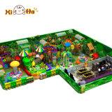 Спортивная площадка Chidlren замока игры дешевых малышей для торгового центра