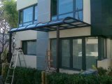 Pabellón de aluminio de Villga Alloyaterpr