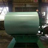 PPGI/Color Zinc recubierto de bobinas de acero/PPGI bobinas de acero para techos