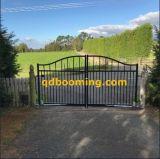 アルミニウム装飾用のアーチ形にされた庭ゲート