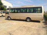 Puertas dobles, buses de transporte de la ciudad de turismo