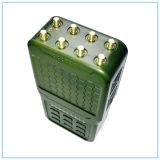 De nieuwe Handbediende Stoorzender van de Telefoon van de Stoorzender Blocker/2g van het Signaal wi-FI Bluetooth 3G 4G Cellulaire