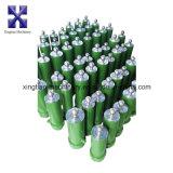 Soulever le cylindre hydraulique télescopique utilisé par plate-forme d'étapes multi