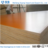 Factory Star Gold Price Melamine Faced Plywood clouded