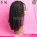 Luz - os Frontals feito-à-medida humanos malaios do laço da peruca 12-30inch do Ponytail do cabelo da peruca cheia marrom do laço Sew na peruca africana