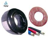Cable del panel solar con un diámetro de 4 mm cuadrados