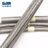 Populaires de PTFE flexible en caoutchouc SAE 100 R14/flexible en téflon