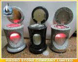 Helle Lampe des Granit-Kirchhof-Laterne-Großverkauf-LED