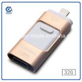 Usb-Blitz-Laufwerke für iPhone 32 GBs Feder-Fahren Speicher-Speicher