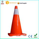 """El Ce flexible suave aprobó """" fabricante del cono del tráfico de la seguridad en carretera del PVC 28"""