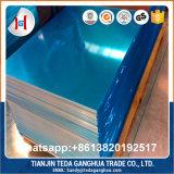 Плита алюминия листа 5083 судостроения H111 H116 H321 5182 ABS CCS Dnv BV морская