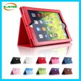 Lichee Muster-Leder-intelligenter Tablette PC Kasten für iPad