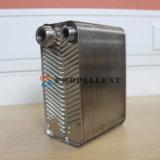 Cambiador de calor cubierto con bronce cobre eficaz de la placa de Heat&Cooling