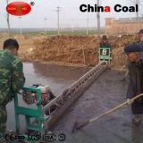 China-Kohle-Betonstraße, die vibrierende Tirade-Maschine nivelliert