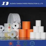 Papel termal impreso Rolls del efectivo