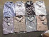 La Cina ha marcato a caldo delle camice degli uomini, camicia di vestito dall'uomo del cotone, vestito da affari della camicia degli uomini, 10000pairs