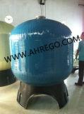 Le traitement de l'eau du réservoir de fibre de PRF /filtre à charbon de filtre à sable /réservoir en fibre de verre