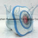 Sich hin- und herbewegender Bluetooth wasserdichter Lautsprecher für das Telefon und Bluetooth Einheit (blau)