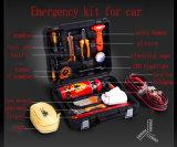 Ferramenta de mão Kit de emergência do carro