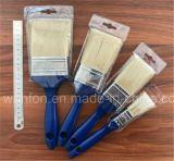 Filamenti puri del poliestere di formulazione affusolati maniglia di legno 100% del pennello
