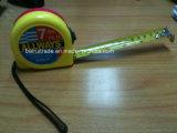 Rouge jaune Ruban de mesure de cas ABS avec Black Point Brake