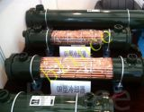 Ou et série dt Refroidisseur d'huile pour machine de moulage par injection