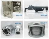 Aluminium die CNC Precisie stempelen die customhigh-Precisie CNC het Stempelen van het Roestvrij staal van het Metaal van het Blad van de Precisie van het Aluminium de Hardware van de Uitdrijving van het Aluminium van Delen machinaal bewerken
