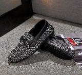 Nuevo estilo de los hombres zapatos casuales ventilar