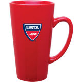 Ceramic promozionale Cup con Client Logo