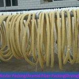 Verpakking de van uitstekende kwaliteit van de Vezel Aramid met PTFE Imprenation