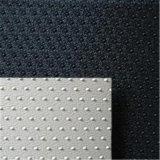 セリウムによってすべり止めポイント単一の織り目加工のGeomembraneの証明されるHDPE