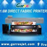 Tête du prix usine de Garros Ajet 1601d Dx5 directement à l'imprimante de tissu
