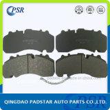 Almofada de freio das peças sobresselentes do caminhão do mercado de Wva29181 Aftersale auto