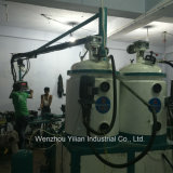 La Chine nouvelle type banane pu verser de la machine
