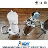 F-hygiénique Gsl en acier inoxydable de filtre à membrane microporeuse de haute précision