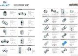 Het Handvat van de Deur van het Glas van de Knop van de Badkamers van de goede Kwaliteit A13