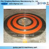 Bastidor de arena del OEM para las altas piezas del desgaste del acero de manganeso