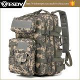 5 colores de camuflaje Deportes al aire libre Bolsa mochila de combate del Ejército de caza