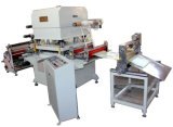 Rubber Tape Roll를 위한 유압 Press Die Cutting Machine