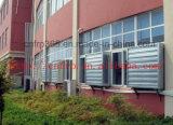 De muur Opgezette Ventilator van de Serre van de AsStroom van de Lucht Verse